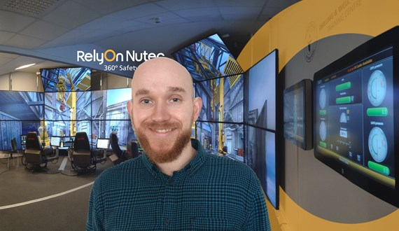 Meet the Team - RelyOn Nutec Competence Specialist, Greig Douglas