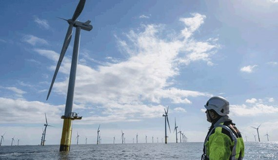 Decades of oil & gas safety expertise can benefit growing offshore wind industry